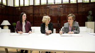El PSOE teme que los conflictos en Ahora Madrid puedan afectar a los presupuestos que pactó con Carmena