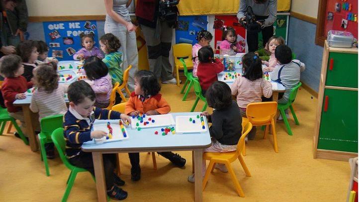 Cuatro escuelas infantiles de Fuenlabrada, Ajalvir y Las Rozas se unen a la red pública de la Comunidad