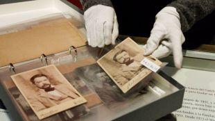 Arranca la catalogación del fondo fotográfico del Museo Sorolla
