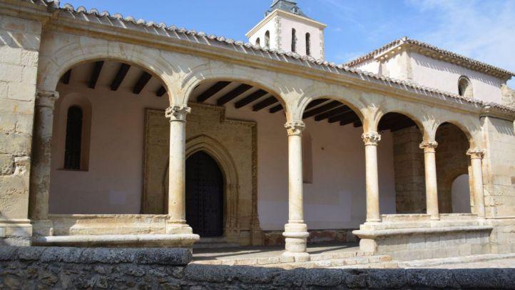 Conoce la iglesia de la Asunción de Nuestra Señora en El Molar
