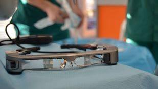 Unas gafas para superar el miedo al dentista