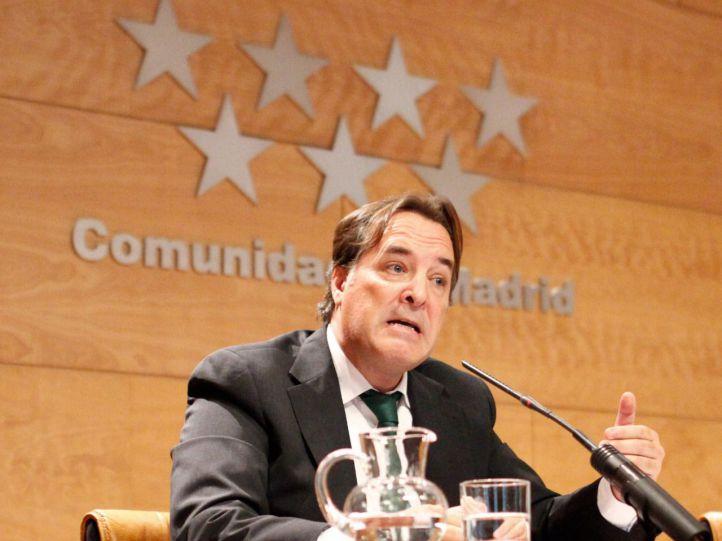 Jaime González Taboada,  en una foto de archivo.