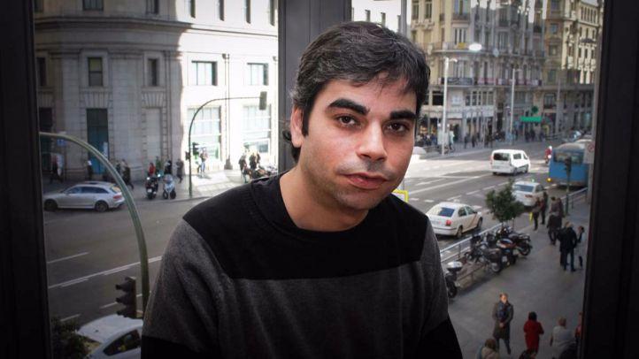 Jorge García Castaño, concejal de los distritos Centro y Chamberí.