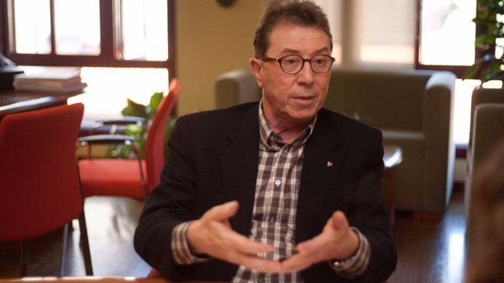 Jaime Cedrún, en una foto de archivo.