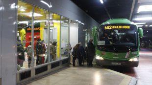 Desconvocada la huelga de conductores de los autobuses del noroeste