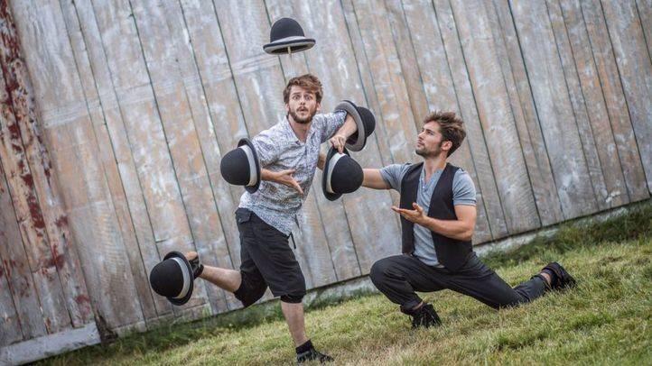'Machine de Cirque' en el Teatro Circo Price