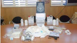 Desarticulada una red de narcotráfico que operaba en Albacete y el sur de Madrid