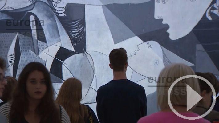 El camino a Guernica pasa por el Reina Sofía