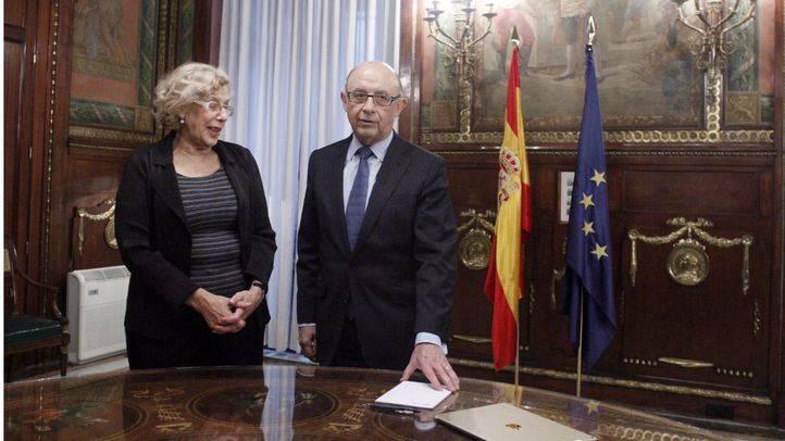 Más de 150 municipios apoyan al Ayuntamiento de Madrid