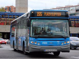 La EMT pone a la venta 31 autobuses de segunda mano
