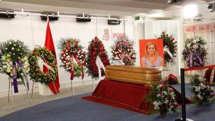 Los restos de Chacón serán incinerados en Madrid y sus cenizas se trasladarán a Esplugues