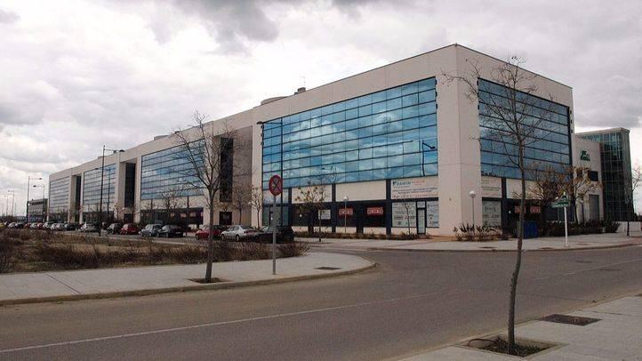 Parque Empresarial Carpetania, Getafe.