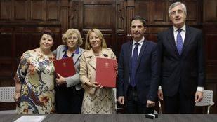 Madrid se promocionará en las ciudades patrimonio de la Humanidad