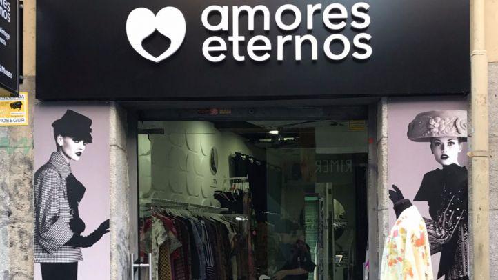 Un paseo por las tiendas vintage de Madrid