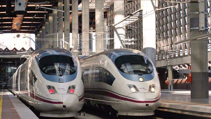 La avería del AVE que une Madrid y Andalucía afecta a 9.000 viajeros