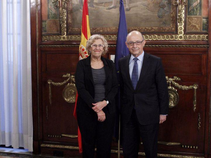 El Ayuntamiento de Madrid se prepara para inmovilizar los 238 millones requeridos por Hacienda