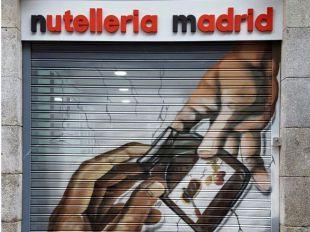 Chocokebaps y chocohamburguesas: Madrid abre la primera Nutellería