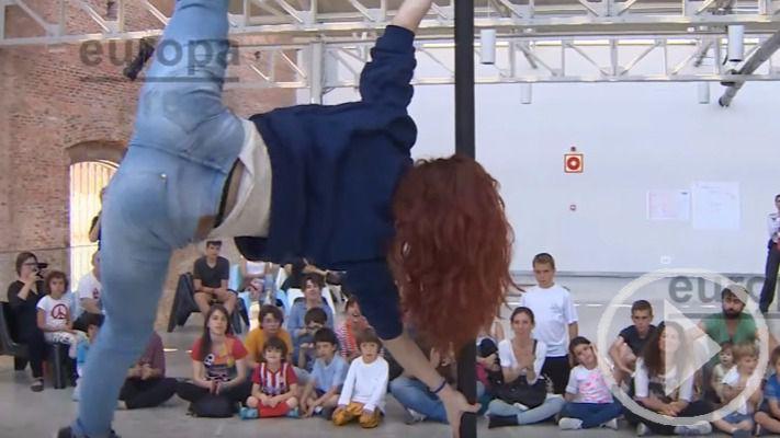 Retiro celebra el Día Mundial del Circo