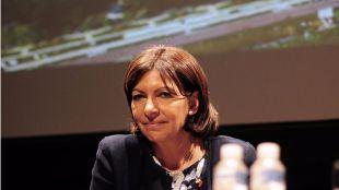 Anne Hidalgo, alcaldesa de Paris