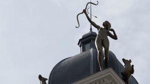 Una Diana, la última invitada al olimpo de la Gran Vía