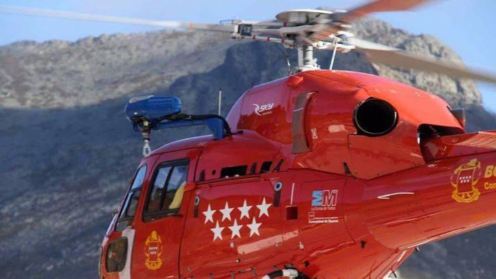 Rescatados dos montañeros madrileños enriscados en los Picos de Europa