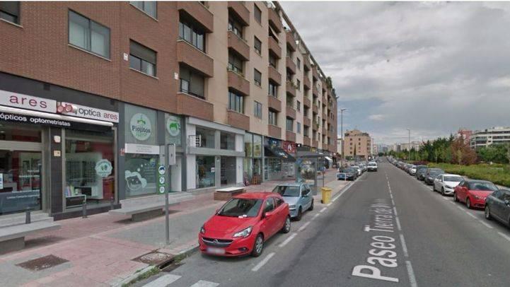 Cuatro encapuchados roban a mazazos la caja registradora de un restaurante en Las Tablas