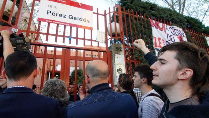 Ciudadanos presentará una PNL para evitar el cierre del Pérez Galdós