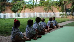 La escuela infantil de Aravaca dice que fue un accidente
