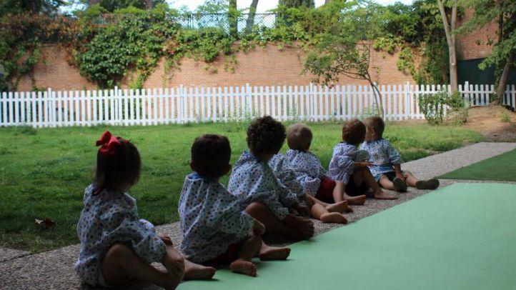 Escuela infantil de Aravaca donde se produjo el trágico suceso.