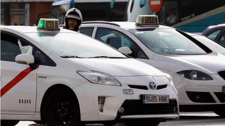 Una app para recuperar objetos olvidados en los taxis madrileños