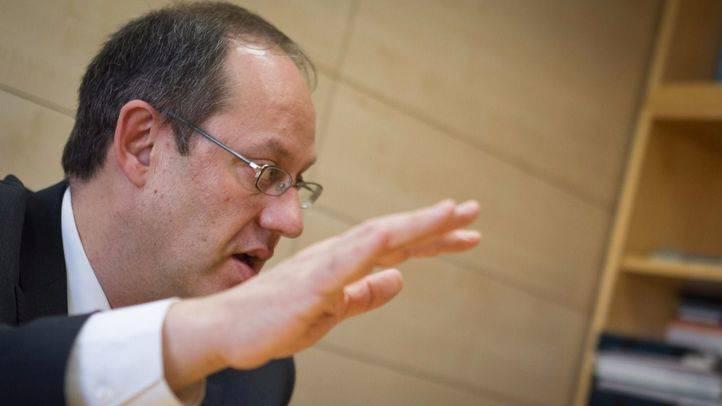 Ramón Silva, concejal del grupo municipal socialista en el Ayuntamiento de Madrid. (Archivo)
