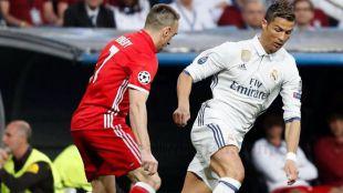 Cristiano mete al Real Madrid en semifinales