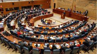 Reacciones. Indignación en la política madrileña