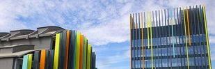 Edificio de La N@ve en Villaverde