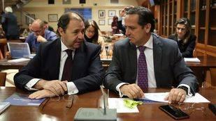 Antonio Bejar (DCN) y Juan Pablo Lazaro (CEIM)