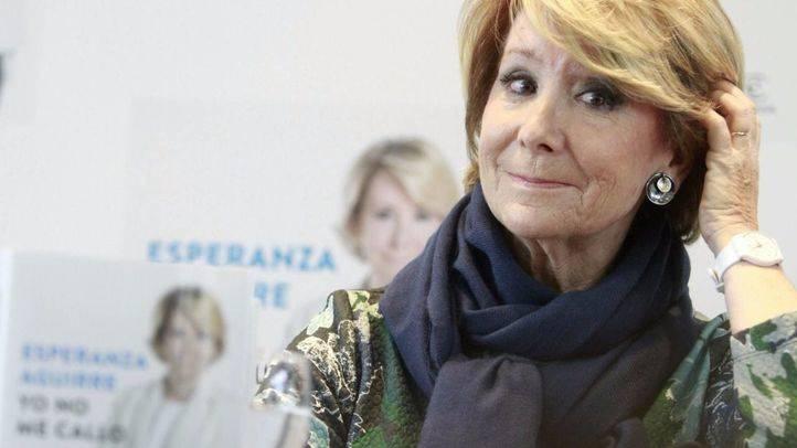 Aguirre guarda silencio y ultima su declaración como testigo de la Gürtel