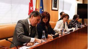 La última aparición pública de González fue hace un mes en la comisión de corrupción