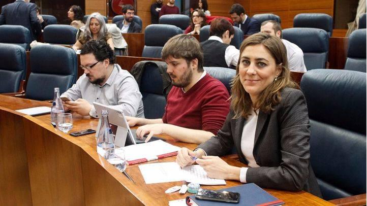 Podemos pide que Cifuentes y González declaren en la comisión de corrupción