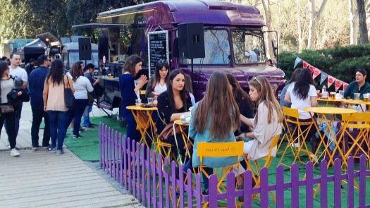 Tetuán se queda sin 'streetfood': Tetuán le quita la licencia a MadrEAT