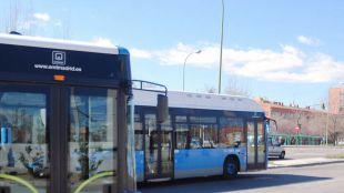 Una anciana, muy grave tras ser atropellada por un autobús