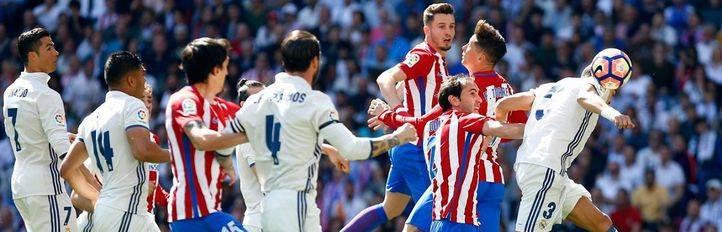 Derbi Real Madrid - Atlético de Madrid