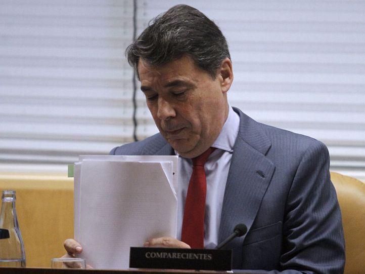 La Fiscalía pide prisión incondicional para Ignacio González