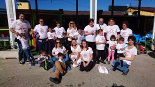 Reunión de las familias que tienen niños con el síndrome.