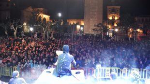 Ritmo para despedir el centenario de Cervantes en Alcalá