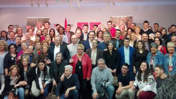 El 'susanismo' a la madrileña fija su cuartel general en la agrupación de Centro