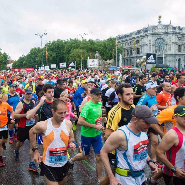 Maratón de Madrid: refuerzos en Metro y cien líneas de la EMT afectadas