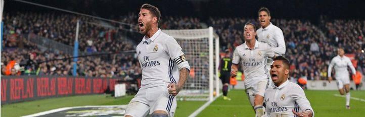 Madrid-Barça: los blancos, favoritos ante las urgencias culés