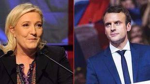 Macron y Le Pen, finalistas para tomar las riendas de Francia