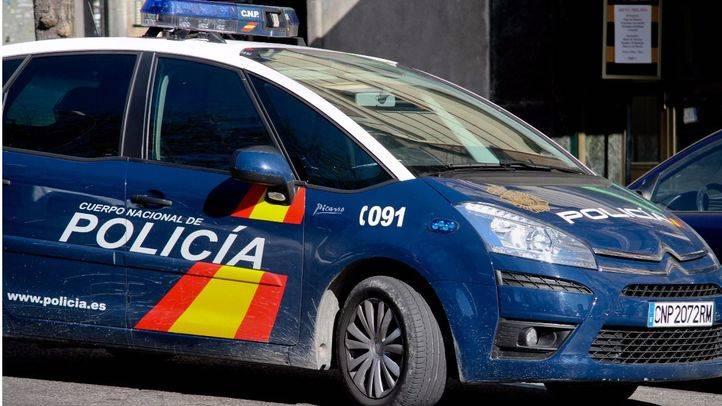 Detenidos cinco jóvenes por el robo en el interior de 82 vehículos