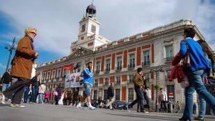 La Puerta del Sol, uno de los lugares preferidos para los ladrones